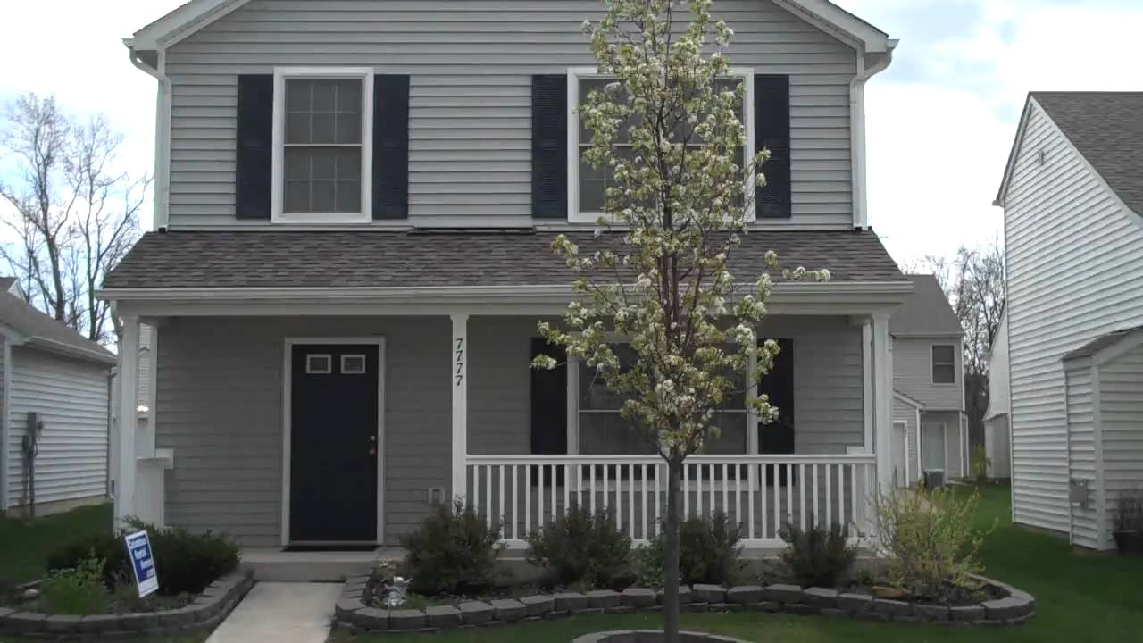 Blacklick oh houses for rent 7777 lupine drive rental for Home builders in columbus oh