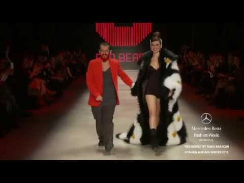 RED BEARD by Tanju Babacan F/W 13-14 Runway Show Story #MBFW