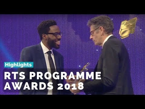 RTS Programme Awards 2018 | Extended highlights