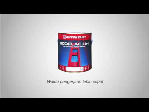 Nippon Paint Bodelac 2-in-1 Anti Karat