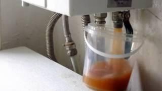 Лайфхак. Как промыть обратным током и без химии водопровод и газовую колонку(, 2016-03-14T17:10:57.000Z)