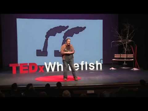 REALLY saving energy: Paul Wheaton at TEDxWhitefish