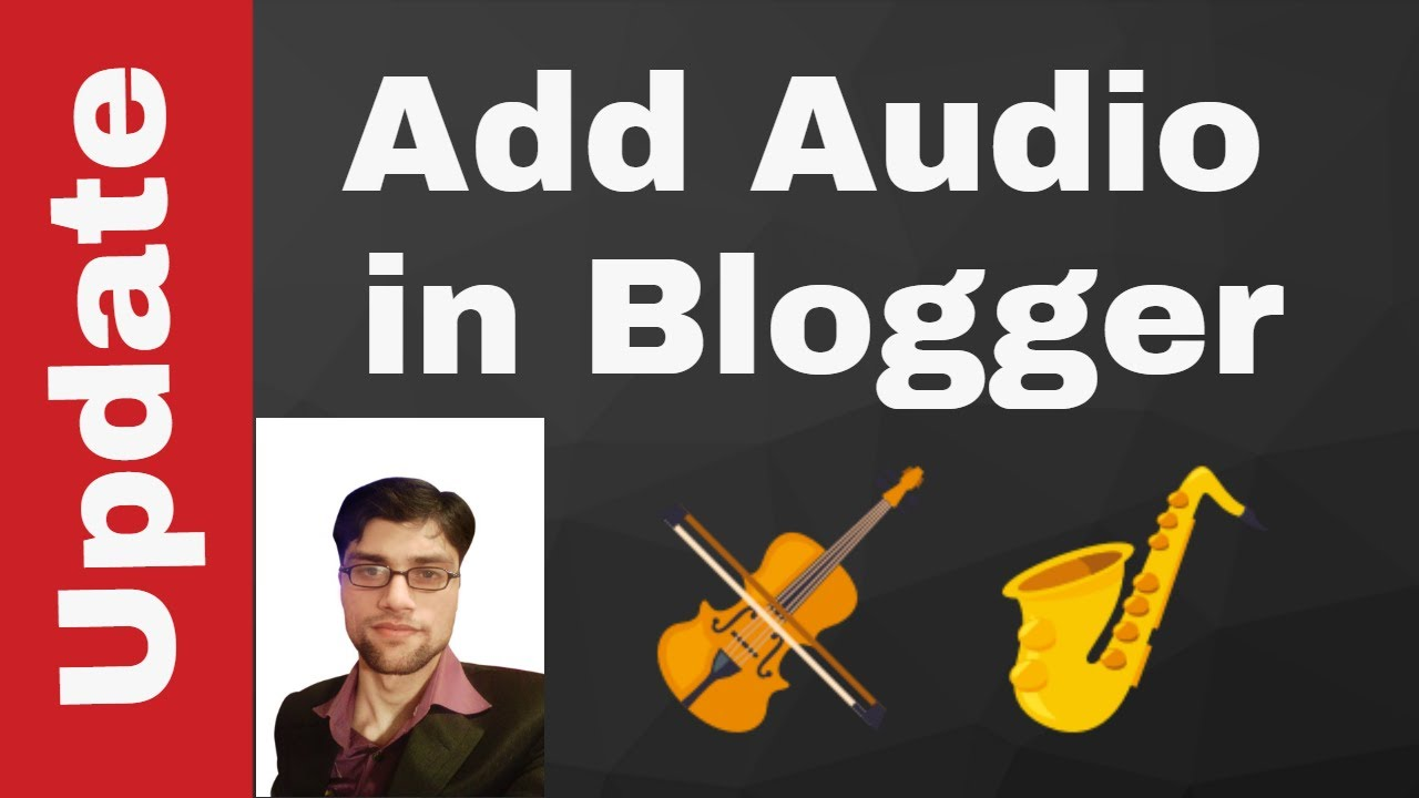 How to Add Audio Player in Blogger Post [Urdu/Hindi Tutorial]