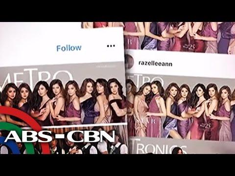 Patok na panggagaya ng netizens sa all-star Metro cover