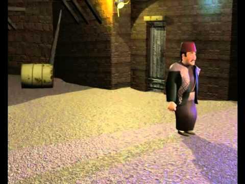 Bab Al-Hara Animation - YouTube