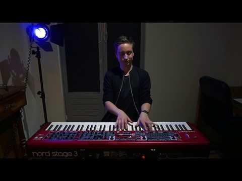 Martin Garrix feat BONN  High On Life Piano