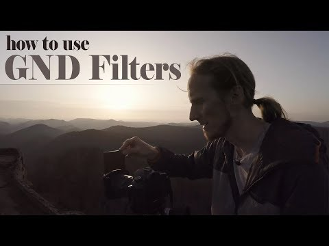 How To Use GND Filters In Landscape Photography