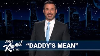Jimmy Kimmel's Pancake War with His Kids, Trump's Plea to Facebook & No One Knows Kamala's Husband
