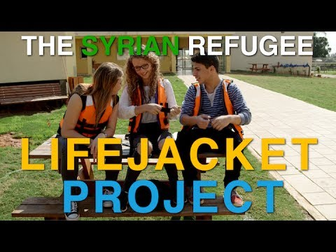 Tackling the Syrian Refugee Crisis | Leon Charney Reporters