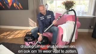 Numatic Harry serie stofzuiger, productvideo, uitleg Stofzuigerdiscounter.nl