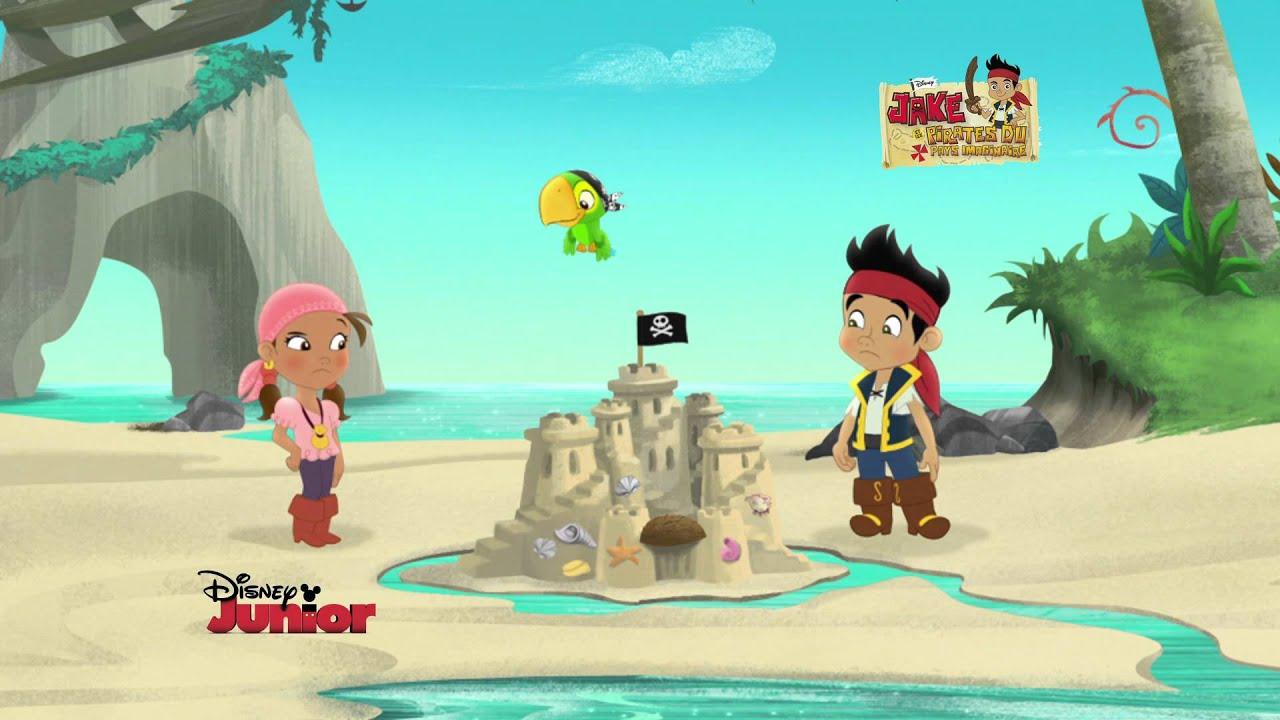 Disney junior extrait jake et les pirates du pays - Jake et les pirates ...