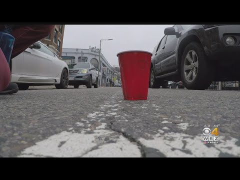 'Paint Is Not Enough': Red Cup Project Shines Light On Bike Lane Dangers
