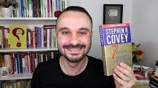 ملخص كتاب العادات السبع للناس الأكثر فاعلية ستيفن كوفي