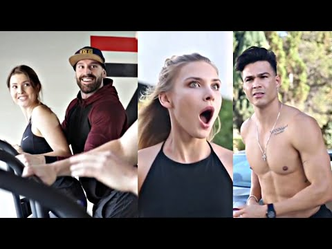 BEST FUNNY FITNESS MOMENTS IN JANUARY 2019 ? | Must to see thumbnail