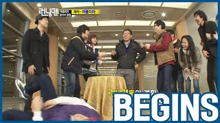 [RUNNINGMAN BEGINS] [EP 21-2]   GOING CRAZY with Hidden mission 😁😁 (ENG SUB)