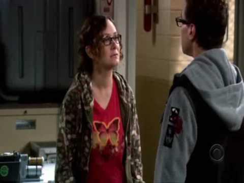 Big Bang Theory speed date