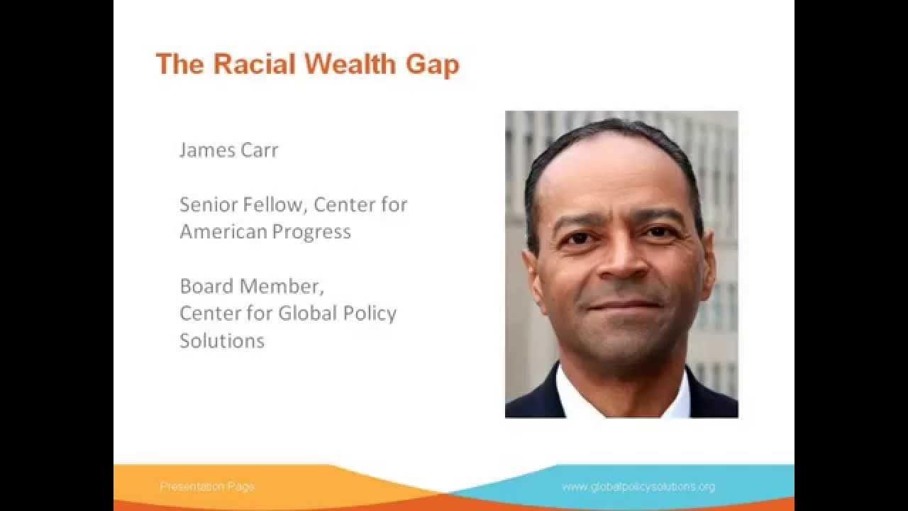Addressing the Racial Wealth Gap through the Federal Budget