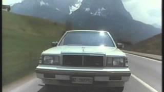 1986 Mitsubishi Debonair Ad
