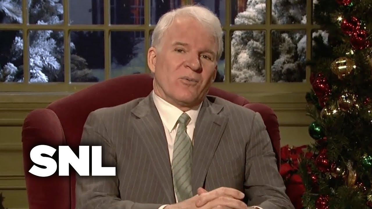 Steve Martin's Christmas Wish Reprise - SNL