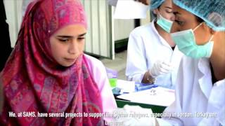 Learn More About SAMS's Programs in Lebanon