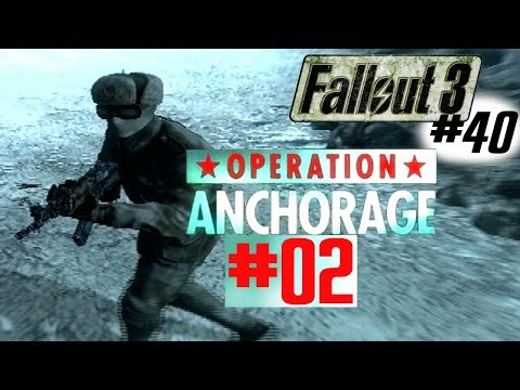 Fallout 3 #40 Operation Anchorage #02 Die rote Gefahr