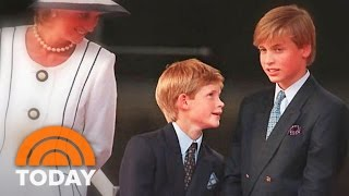Princess Diana's Legacy: How William And Harry Carry It On 20 Years Later | TODAY