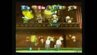 Rayman Raving Rabbids 2 Nintendo DS Gameplay - Gameplay