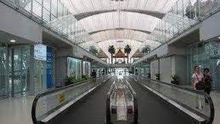 Suvarnabhumi Airport - Departures