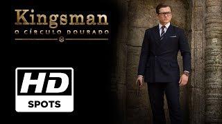 Kingsman: O Círculo Dourado | Spot Oficial 2 | Legendado HD | Hoje nos cinemas