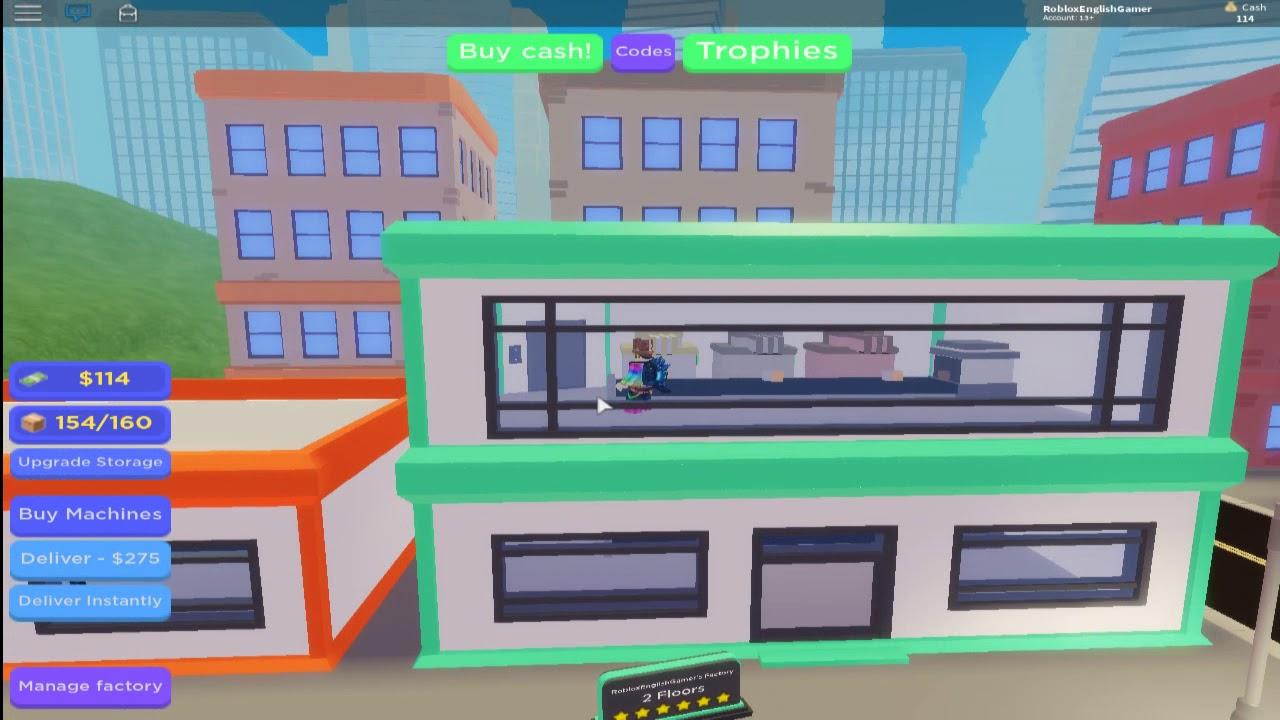 Codes For Roblox Building Simulator 2 Roblox Factory Simulator 2 Codes
