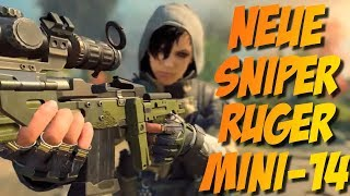 Neue Operation mit Ruger Mini-14 Sniper bald in Black Ops 4?