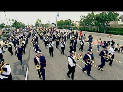 2016 Garden Grove Strawberry Festival Parade