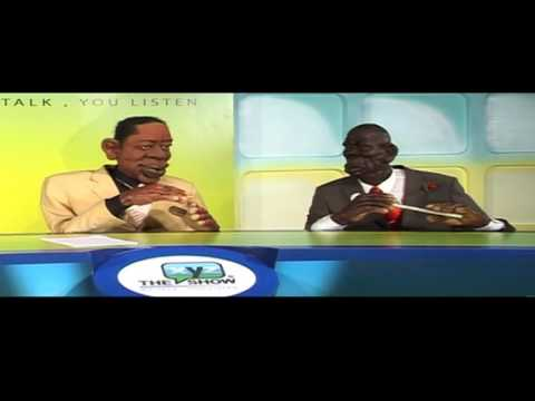 Interview with Daniel Arap Moi The XYZ Show S1E4