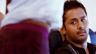 Nithya Menon Making Nitin Fool Comedy Scene -  Ishq Movie - Nitin, Nithya Menen