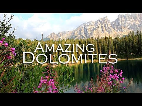 Amazing Dolomites, South