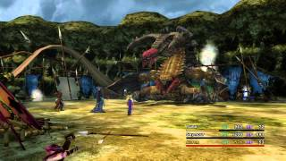Final Fantasy X/X-2 HD: Giant Bomb Quick Look