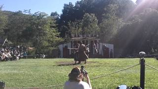 The 35th Annual New York Renaissance Faire 2012: Court Dance / Royal Chess Match