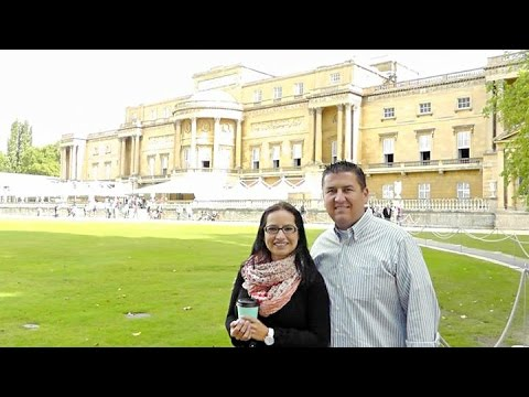 Our Tour of Buckingham Palace