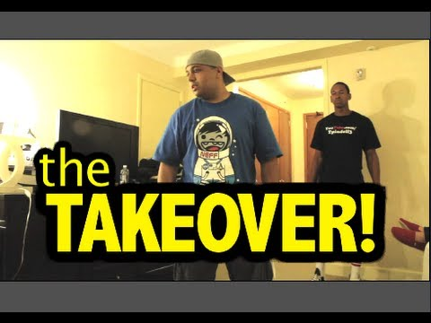 THE TAKEOVER!