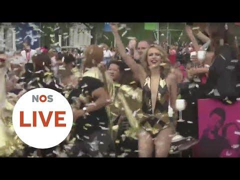 LIVE: Canal Parade Amsterdam