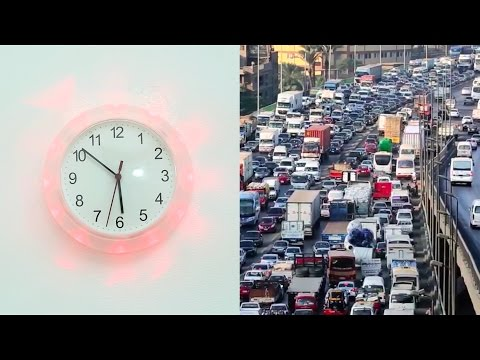 Build a Traffic Status Monitor Into a Clock With an Arduino