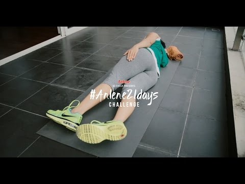 #Anlene21Days Challenge - Home Movements (08)