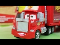 Rozkładana Ciężarówka Maniek | Disney Cars | Unboxing
