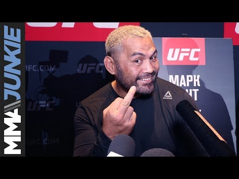 UFC Moscow: Mark Hunt full media day interview