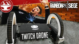 Real Life Twitch Drone (from R6 SIEGE)