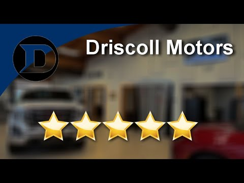 Driscoll Motors Pontiac  Great 5 Star Review by Bev Stoecklin