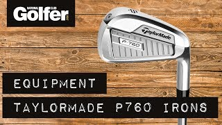 TaylorMade P760 Irons Review | Mid-handicap Testing
