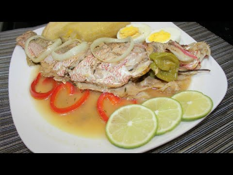 EASY Poisson Gro Sel| Island Vibe Cooking
