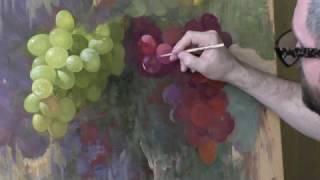 Юрий Клапоух. Урок для начинающих. Часть 3. Виноград.