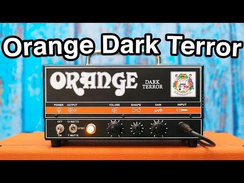 Orange Dark Terror - The Most UNDERRATED Amp?
